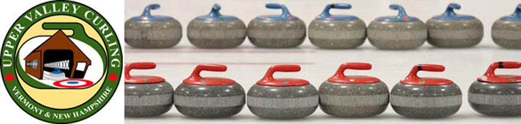 Upper Valley Curling banner